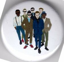 THE SPECIALS Pin Badge 2TONE TWO TONE VESPA LAMBRETTA SCOOTERING SCOOTER SKA