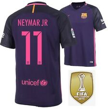 Trikot Nike FC Barcelona 2016-2017 Away WC - Neymar 11 [128 bis XXL] Barca Badge
