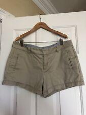 Khaki Shorts Size 10