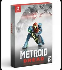 Metroid Dread Special Edition - Nintendo Switch - In Hand Ships ASAP!