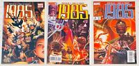 Marvel 1985, #1-6 Complete Limited Edition. Mark Millar. VF/NM