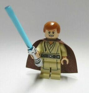 LEGO Star Wars Obi-Wan Kenobi Young Minifigure - NEW