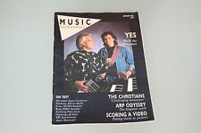 Music Technology Magazine January 1988