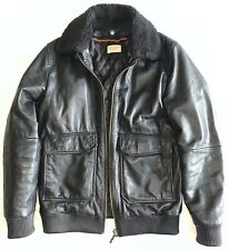 Nudie Tjalle Leather Bomber