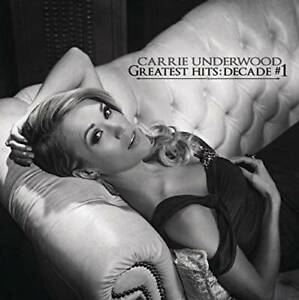 Greatest Hits: Decade #1 - Audio CD By Carrie Underwood - GOOD