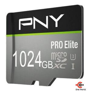 2021 PNY Micro Sd 1024gb High Pny Speed Tf Sdhc 1tb 10 Usb Memory Drive