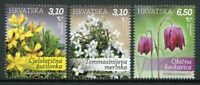 Croatia Flowers Stamps 2020 MNH Protected Species Gorse Flora Nature 3v Set