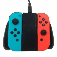 Comfort Grip Handle Charging Station For Nintendo Switch Joy-Con Charger LSU