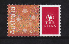 2004 The Ghan Railway - 50c Southern Cross MUH With Personalised Tab (B)