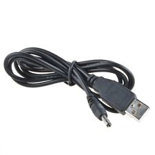 USB DC Power Charger Cable Lead Cord for Velocity Micro Cruz T301 Android Tablet