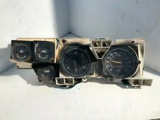 XC FALCON GS DASH INSTRUMENTS WITH TACHO & PRINTED CIRCUIT OEM
