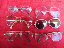 6 schöne, alte ,ausgefallene Brillen , Damenbrillen !