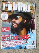 RIDDIM Magazin Nr. 64 06/12 Protoje Tommy Lee Seeed