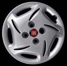 "SET 4 COPRICERCHI COPPE RUOTA FIAT PUNTO SX 99  DIAMETRO 14/"" COD.390"