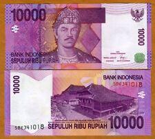 Indonesia, 10000 (10,000) Rupiah, 2005, P-143b, UNC