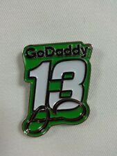 Danica Patrick #13 GoDaddy Driver Collector Pin 2018 Indy500 Ed Carpenter Racing