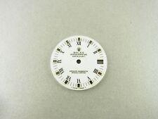 Rolex Datejust MEDIUM 31 mm Quadrante Acciaio ref 68240 White Dial tritio