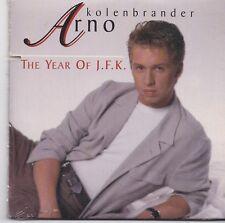 Arno Kolenbrander-The Year Of JFK cd single