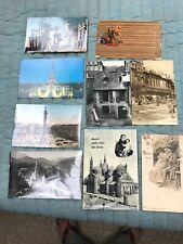 Postcards 9 Europe
