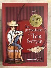 MARK TWAIN LE AVVENTURE DI TOM SAWYER DE AGOSTINI 9788851131388