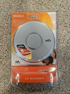 Sony Walkman Portable CD Player Mega Bass G-Protection D-EJ011 CD-R CD-RW SEALED