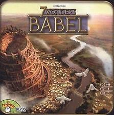 7 Wonders Babel - 3 Erweiterung