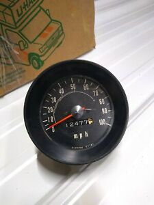 1970 1971 1972 Honda 600 coupe car N600 speedometer dash gauge