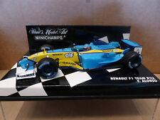 Minichamps 1:43 Fernando Alonso Renault F1 Team R23 2003 F1 Coche De Carrera