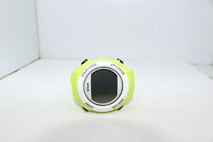 Epson Lime Green SF-110 GPS & Activity Tracking Digital Watch New Battery