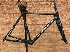 Ridley X-Night SL Carbon Cyclocross Bike Frameset Disc Quick Release 54cm Black