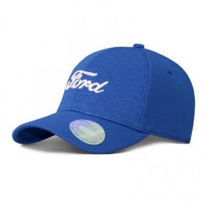 Ford Basic Baseball Cap rPET blau 35030411