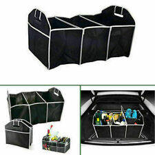 2-in-1 Car Boot Organizer for Tidy Shopping | Collapsible Trunk Storage Bag