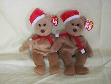 beanie baby 1997 teddy Style 4200 PVC Pettets