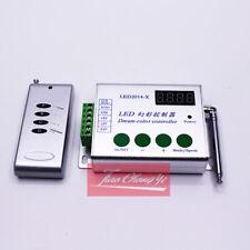 LED2014-X RF LED Dream Color Controller, support W2811/WS2812B etc,2048pixels