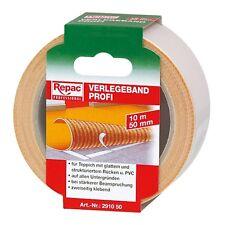 Verlegeband Spezial-Gewebeträger Repac 50 mm x 25 m 10 St.Grow