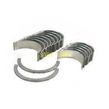ISUZU 3KC1 Main Bearing& Connecting Rod Bearing for Generator Excavator Case