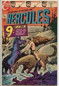 Hercules 1967 series # 9 fine comic book