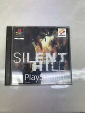 silent hill ps1 Scatola
