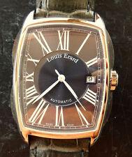 LOUIS ERARD 1931 TONNEAU SWISS MADE AUTOMATIK HERREN ARMBANDUHR OVP NEU €1150,