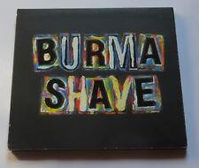 Burma Shave – Hippies maxi cd single