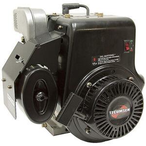 10 HP 305cc Tecumseh Generator Engine LH358XA 28-1741