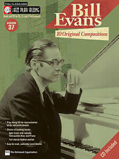 Learn to Play Bill Evans Alto Tenor Sax Piano Trumpet Music Book & CD