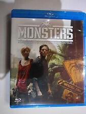 MONSTERS FILM IN BLU-RAY NUOVO DA NEGOZIO ANCORA INCELLOFANATO PREZZO AFFARE!!!