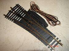 FLEISCHMANN ( 6045 L )  AIGUILLAGE ELECTRIQUE A GAUCHE EN LAITON  RESEAUX HO