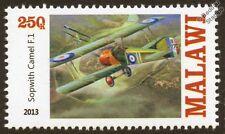 RAF SOPWITH CAMEL F.I WWI Biplane Fighter Aircraft Mint Stamp