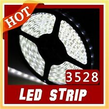 LED Strip Lighting Car Caravan Boat 5 Metres Bright White Waterproof