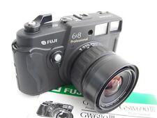 Fuji professional 680 GSWIII (GSW III) model (WIDE 65mm lens) camera