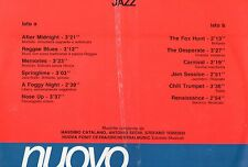 STEFANO TOROSSI disco LP 33 giri REPERTORIO EDITORIALE Jazz  RAI made in ITALY