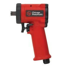 "New Chicago Pneumatic 1/2"" dr Ultra Compact Stubby Impact Wrench CP #7732"