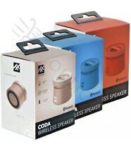 Ifrogz Coda Wireless Speaker With Mic